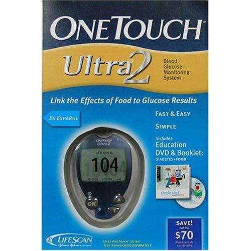 Un système ultra de surveillance du glucose sanguin tactile 2