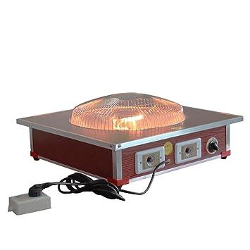 Gjm Shop Chauffage Electrique Lampe Chauffante Double Tube