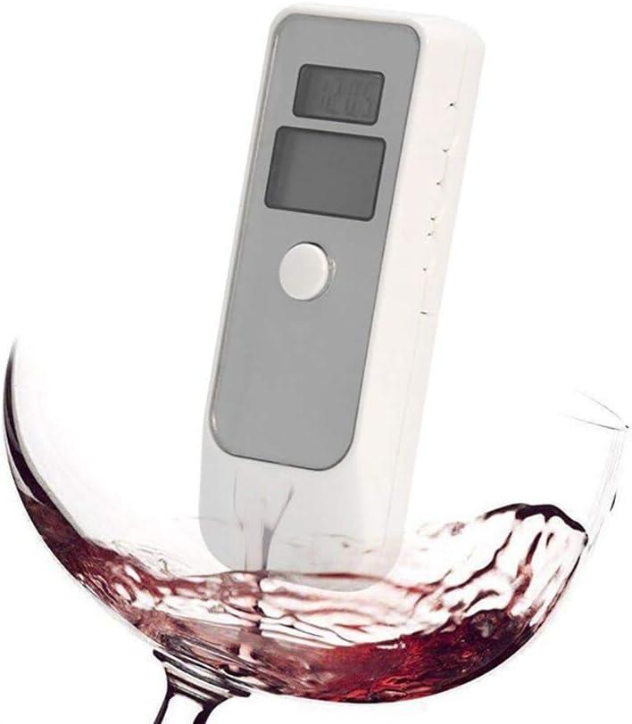 ERWEF Tester lalcool utilis/ée for Tester lalcool Humaine agr/éable /à Tenir Portable la Mesure pr/écise