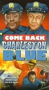 Come Back Charleston Blue [VHS]