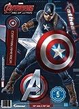 Marvel Avengers Captain America Fathead Teammate