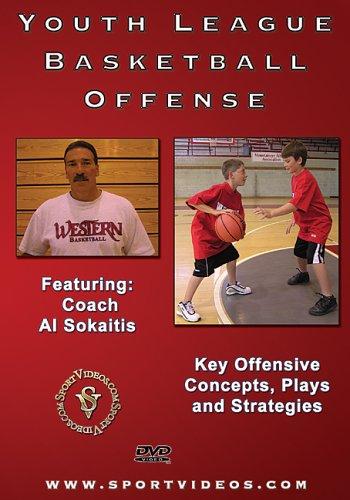 Youth League Basketball Offense DVD featuring Al Sokaitis