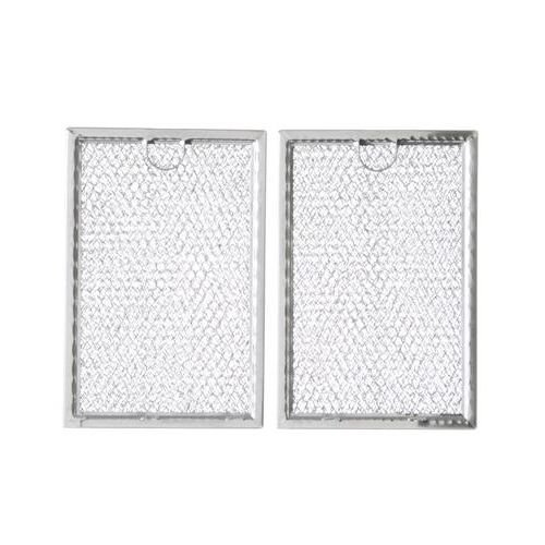 Replacement Microwave Grease Filter For GE WB06X10309 - 4 Filters