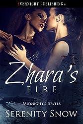 Zhara's Fire (Midnight's Jewels Book 4)