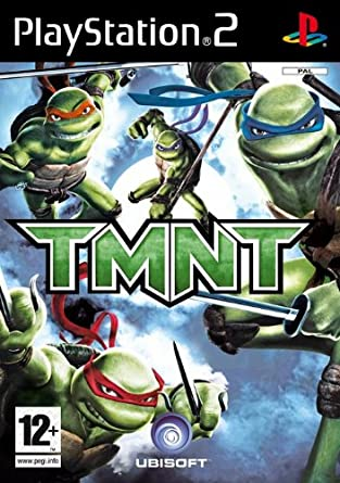 TMNT (2007): Amazon.es: Videojuegos