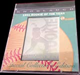1991 Rookie of the Year Chuck Knoblauch Holoprism