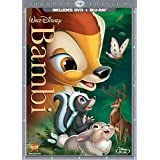 Bambi (Two-Disc Diamond Edition Blu-ray/DVD Combo in DVD Packaging)