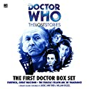 The First Doctor Box Set: Doctor Who: The Lost Stories Radio/TV Program by Morris Farhi, Nigel Robinson Narrated by William Russell, Carole Ann Ford, John Dorney