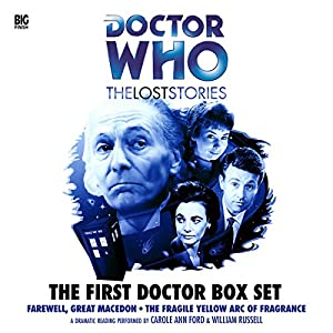 The First Doctor Box Set Radio/TV Program