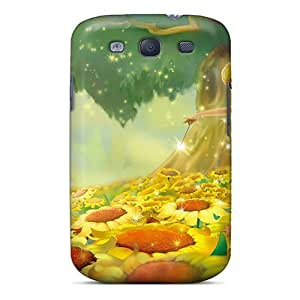 Defender For Case Iphone 6Plus 5.5inch Cover , Disney Tinkerbell Pattern