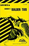 img - for CliffsNotes on Skinner's Walden Two book / textbook / text book