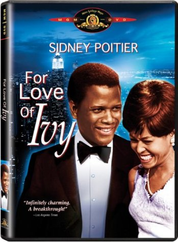 For Love of Ivy -  DVD, Rated G, Daniel Mann