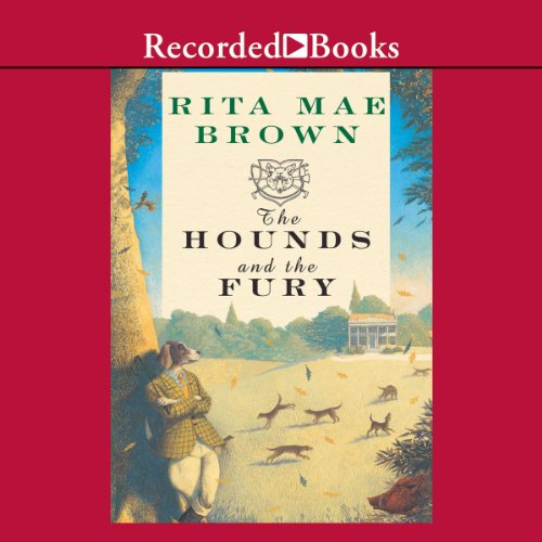 Bargain Audio Book - The Hounds and the Fury
