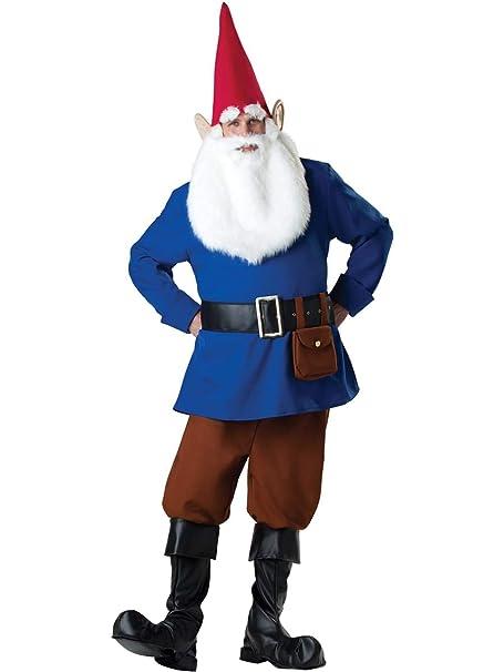 InCharacter Costumes Men\u0027s Mr. Garden Gnome Costume