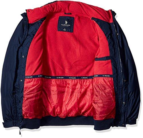 Outerwear Assn Alternativo Da Gjbk U s Classic Piumino Uomo Cappotto Polo Navy EwR8nRUq