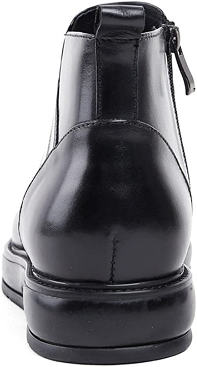 Stivali Da Uomo QVRGE Stivaletti Classici Vintage Stivali