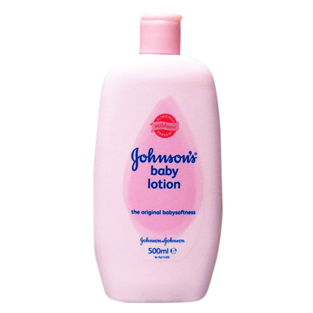 Johnson's Baby Lotion (500ml) Johnson' s