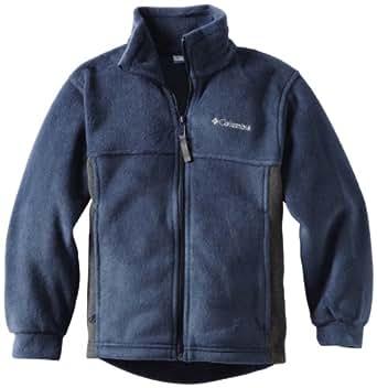 Columbia Boys' Steens Mountain Fleece Jacket