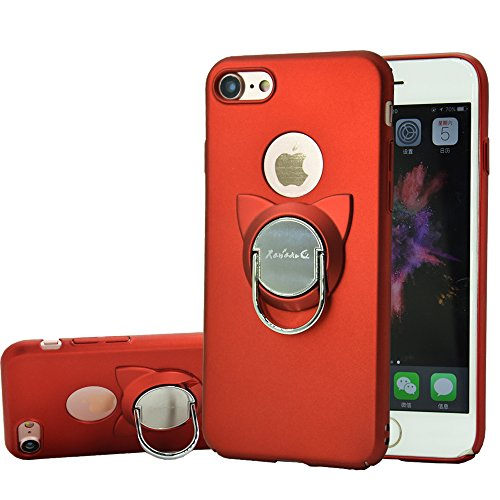 Galleon Iphone 7 Case Iphone 8 Case With Ring Holder Kickstand