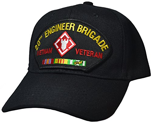 - 20th Engineer Brigade Vietnam Veteran Cap