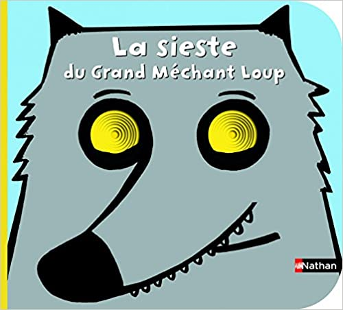 La sieste du grand méchant loup