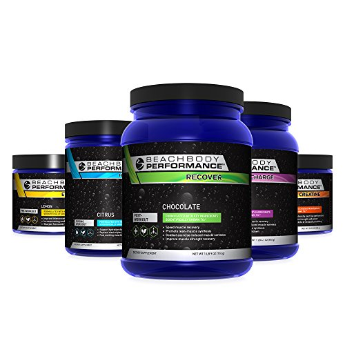 Workout Stack - Beachbody Ultimate Stack - 5 Products