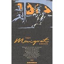 Tout Maigret - Volume VIII