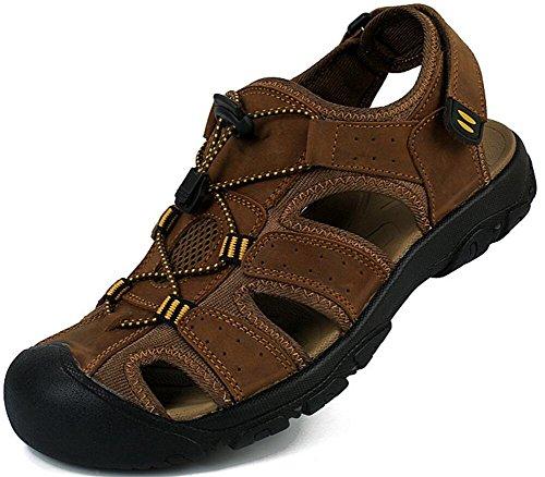 Sandal Brown Outdoor Light Sport Men's Sandal Athletic 6Ax7T