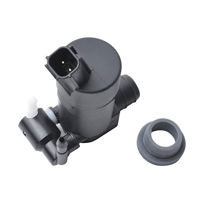 MIKKUPPA Bomba para limpiaparabrisas delantero, para Galaxy | Mondeo | S-Max, MPV | C-Max DM2 MPV OEM #: 1355124: Amazon.es: Coche y moto