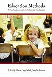 Education Methods, Helen Langford and Jennifer Barnett, 047083787X