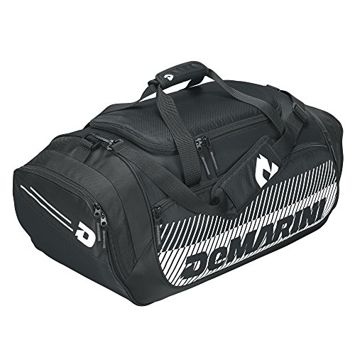 Demarini Equipment Bags (DeMarini Bullpen Duffle Bag, Black)