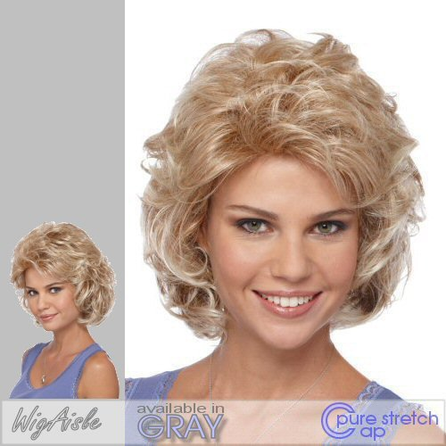 COMPLIMENT (Estetica Design) - Synthetic Full Wig in R18_22 (Caucasian Wigs)