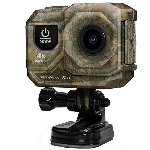 Spypoint Xcel 4K Action Camera-12MP Hd/4K-Camo [並行輸入品] B07F61P47W