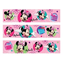Decopac Edible Cake Border Minnie Mouse Edible Cake Border Decoration