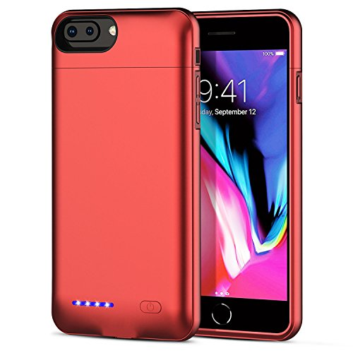 iPhone 8 plus/7 plus/6s plus Battery Case Charger Case