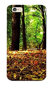 Defender Case For Iphone 6, Autumn Leaves Pattern, Nice Case For Lover's Gift