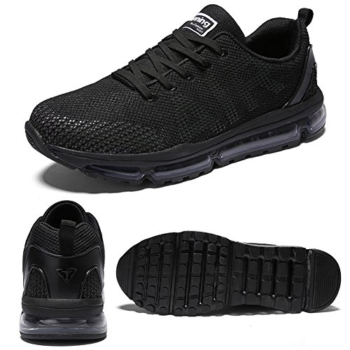 Men's Outdoor Sneakers TORISKY Running Air Cushion Sport Black Shoes Women's Walking Lightweight axwqYqdE