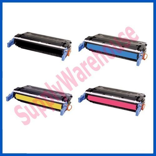 V4INK Compatible Toner Cartridge Replacement for HP C9720...