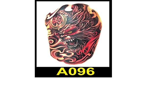 Handaxian 2pcs-Half-Brazo Tatuaje Pegatinas Belleza Color ...