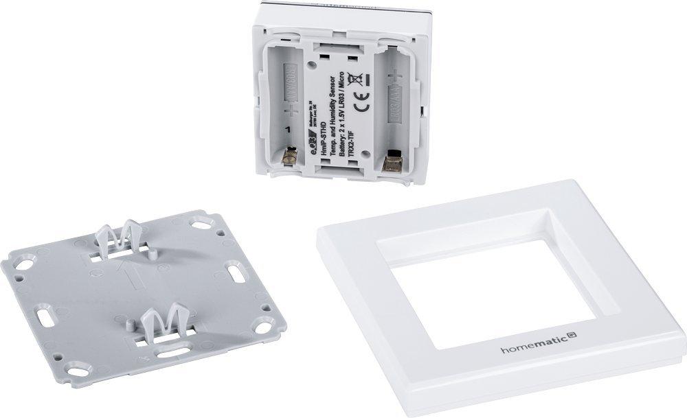 HomeMatic IP SENSORE DI TEMPERATURA E UMIDIT/à 150181A0