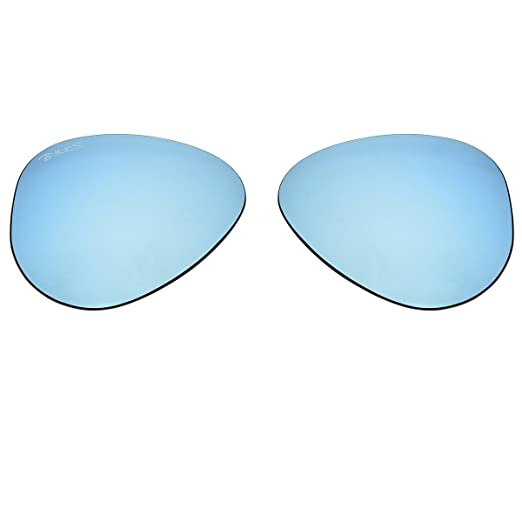 5ad273cb3a4 Image Unavailable. Image not available for. Color  Bnus Replacement Lenses  for Ray-Ban RB3025 58mm ...
