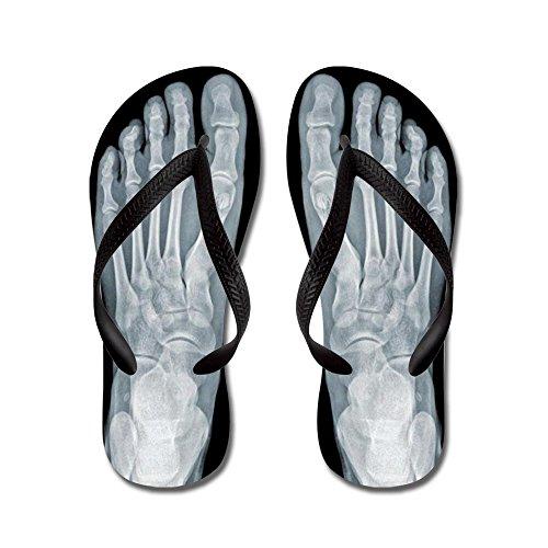 CafePress - X-Ray - Flip Flops, Funny Thong Sandals, Beach ()