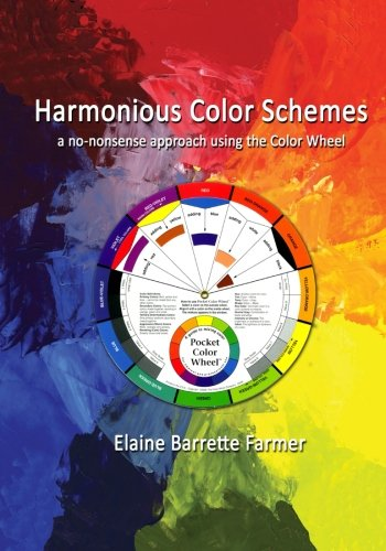 Harmonious Color Schemes: a no-nonsense approach using The Color Wheel (Wheel Colour Harmonious)