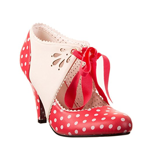 Banned High Heel Pumps - Mary Beth Rot Schuhe