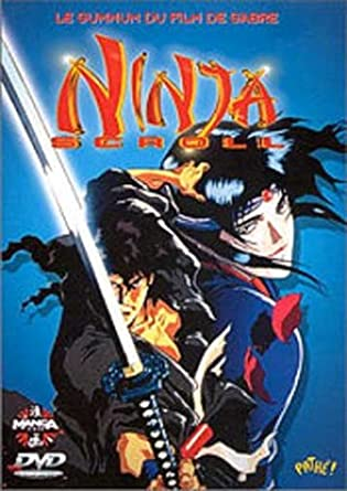 Amazon.com: Ninja Scroll - Le Film: Movies & TV