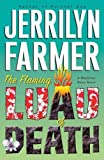 Front cover for the book The Flaming Luau of Death by Jerrilyn Farmer