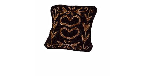 Amazon.com: Home Collection por raghu Colonial Corazón ...