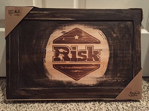 Rustic Risk Board Game by Hasbro