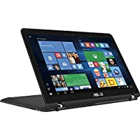 2017 Asus Convertible 2-in-1 15.6 FHD Touchscreen Laptop - Intel Dual-Core i7-7500U Up to 3.5GHz, 12GB DDR4, 2TB Hard Drive, Nvidia Geforce 940MX, Webcam, WLAN, HDMI, Backlit keyboard, Win 10