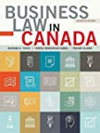 Business Law in Canada, Eleventh Cana...